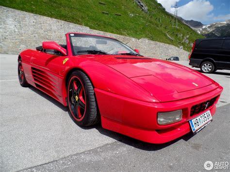 Ferrari 348 Spider Specs & Photos