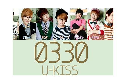 baixar u kiss 0330 music video klip