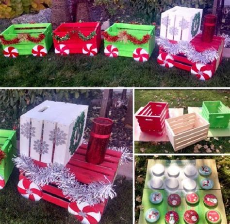 outdoor christmas decorations pinterest approved