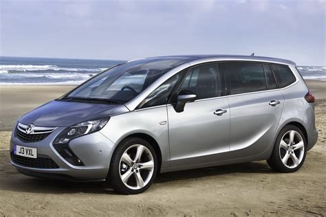 Opel Zafria by All New 2012 Opel Zafira 7 Seater Minivan With Revised Car