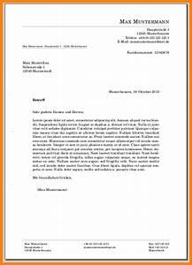 5 briefkopf vorlage kostenlos lesson templated for Briefkopf vorlagen kostenlos
