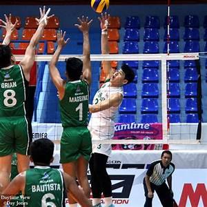 PVL Men's Volleyball - De La Salle University vs College ...