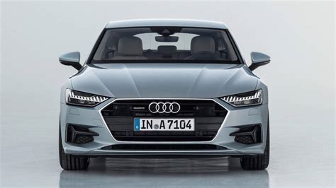 2019 Audi A7 Headlights by 2019 Audi A7 See The Changes Side By Side
