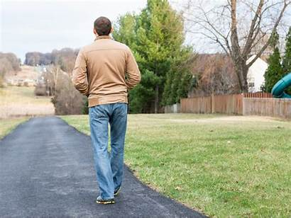 Walk Outside Take Covid During Dangerous Going