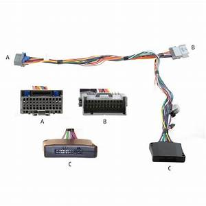 Hands Free Harness For Selected Hands Free Kits For Select Chevrolet Gmc Hummer Hyundai Isuzu
