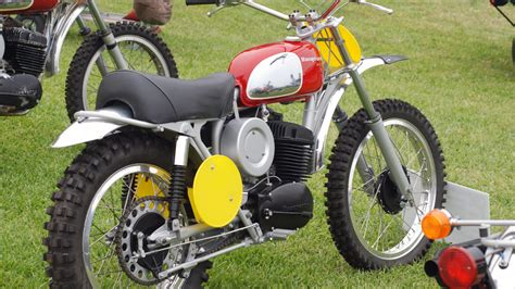 1971 Husqvarna 400 Cross Owned By Steve Mcqueen