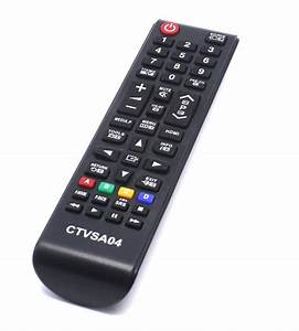 New  Replacement Remote Control For Samsung Smart Tv 2012
