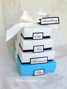 gift box for wedding katherina krafts something blue wedding gift boxes