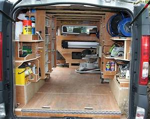 Van Racking THISisCarpentry