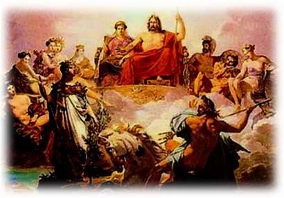 Titans Greek Mythology Myth Were Powers Main