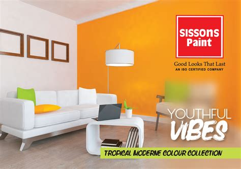 youthful vibes welcome to the world of sissons paints