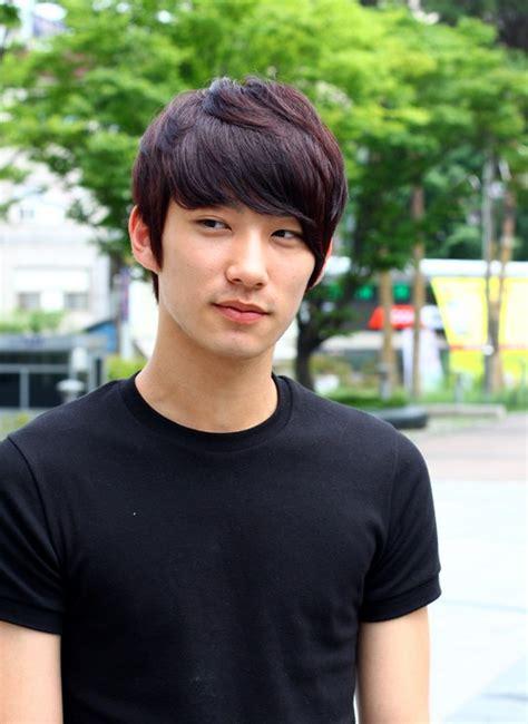 short korean hairstyle  men hairstyles weekly