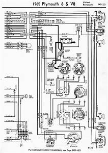 wiring diagrams of 1965 plymouth 6 and v8 valiant and With wiring diagrams of 1965 plymouth 6 and v8 valiant and barracuda part 1