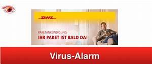 Dhl Paket Suche : vorsicht virus dhl mail die lieferadresse muss best tigt werde enth lt malware ~ Watch28wear.com Haus und Dekorationen