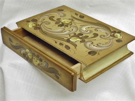 Wooden Book by Wooden Book Box Sonya S Stuff