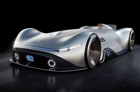 What new audi should you buy? 750hp Mercedes EQ Silver Arrow concept revealed - Autocar India
