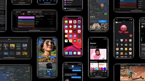 apple ios 13 release date and features ios 13 update will start rolling out 19 september