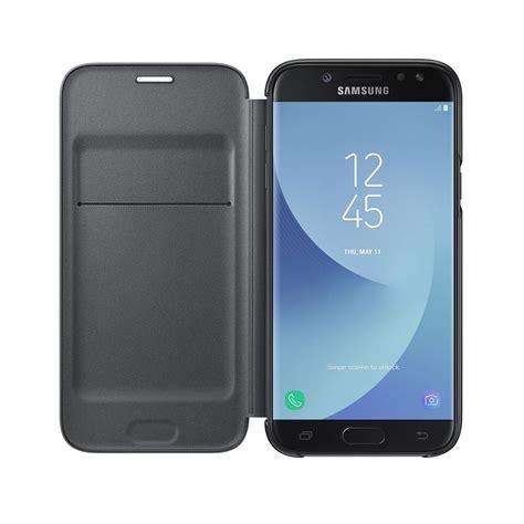 samsung flip wallet noir galaxy j5 2017 etui t 233 l 233 phone samsung sur ldlc