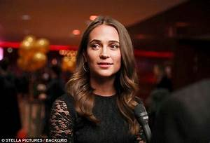 Alicia Vikander laments Hollywood for lack of strong women ...