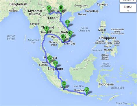 journey   part    route   middle