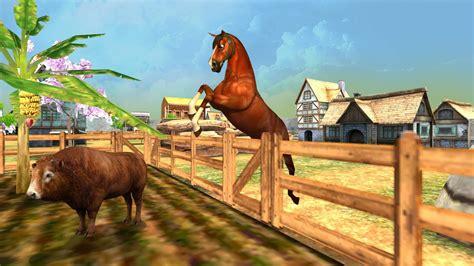 horse games apkpure type
