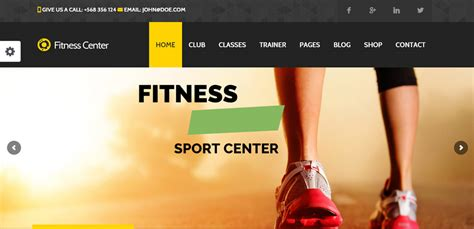 Ecommerce Template Mobirise by 20 Vibrant Yellow Website Designs