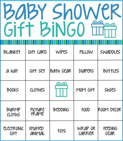 Baby Shower Bingo Free Printable by Make Your Next Baby Shower Memorable With These Free