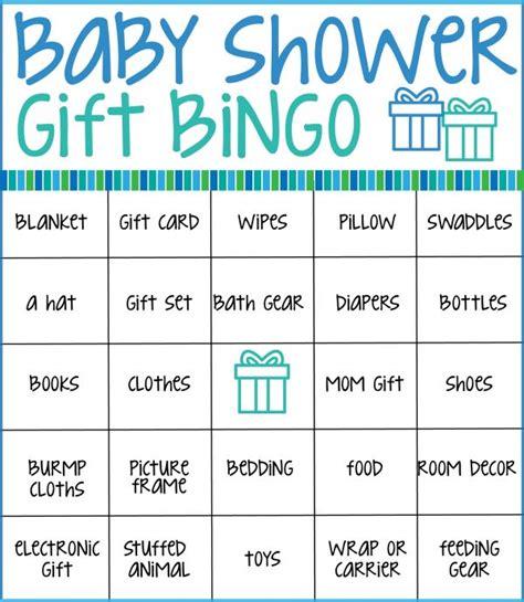 baby shower memorable