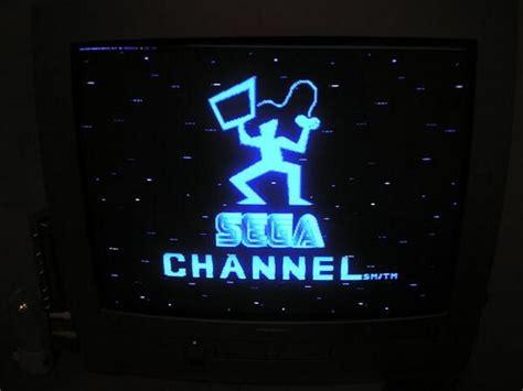 sega channel sega genesis console