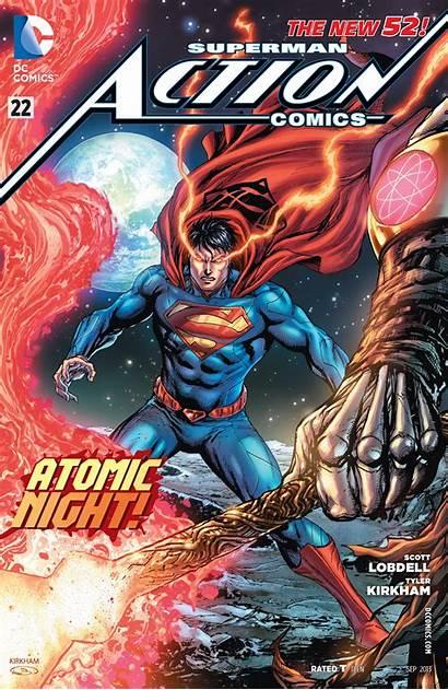 Action Comics Dc Comic Covers Vol Superman