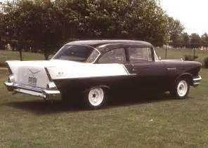 57 Chevy Black Widow