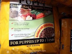 kirkland signature super premium puppy food With costco puppy dog food
