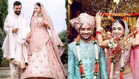 29 Famous Indian Celebrities Who Tied The Knot In 2017