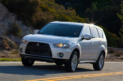 2010 Mitsubishi Outlander Gt Update Photo Gallery