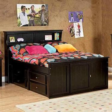 bed with bookcase footboard twin bookcase bed with footboard storage by trendwood