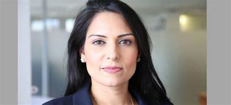 Priti Patel appointed Britain's first Indian-origin Home ...