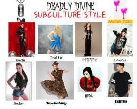 British Fashion Subculture