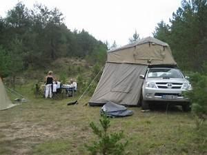 Tente De Toit Voiture : les premiers accessoires le couvre benne et la tente de toit arb blog de monhilux ~ Medecine-chirurgie-esthetiques.com Avis de Voitures