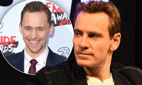 michael fassbender doesnt fear tom hiddlestons