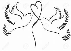 Wedding Doves Clipart – 101 Clip Art