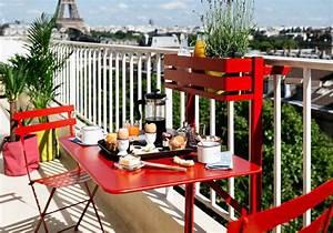 Meuble De Balcon : 20 id es pour amenager un petit balcon elle d coration ~ Premium-room.com Idées de Décoration
