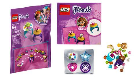 En septembre chez LEGO : des bagues LEGO Friends offertes ...
