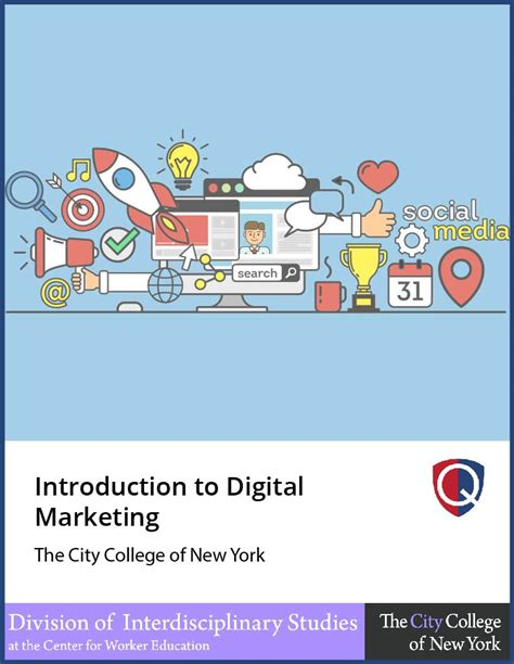 introduction to digital marketing course digital marketing in the new age qversity