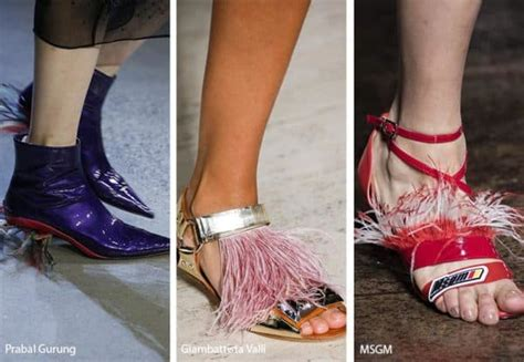 spring  shoes trends