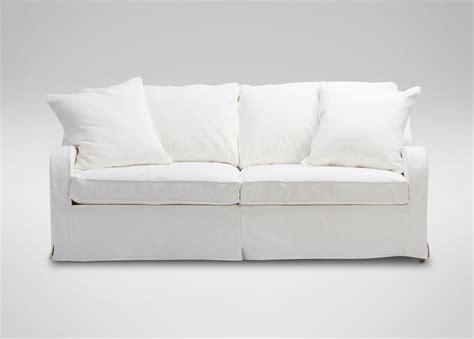 Slipcovered Sofa by Slipcovered Sofa Sofas Loveseats