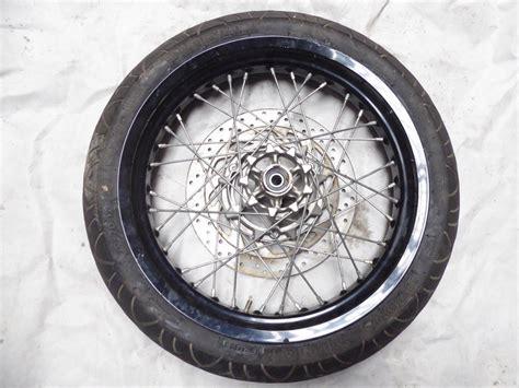 Yamaha Wr 125 X Bj 16 Felge Vorne Mit Reifen Excelsupermoto Sm 2016 6 Reifen Bremssystem