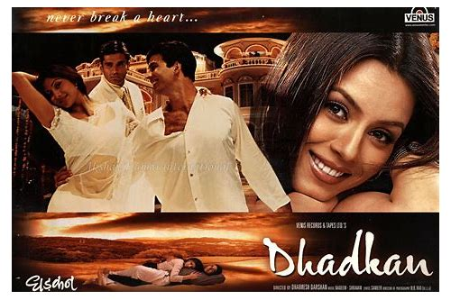 dhadkan all song download pagalworld