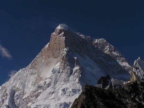 Climbing In Masherbrum, Baltoro Mustagh