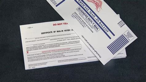 Newark woman's ballot stolen after someone gets ahold of ...