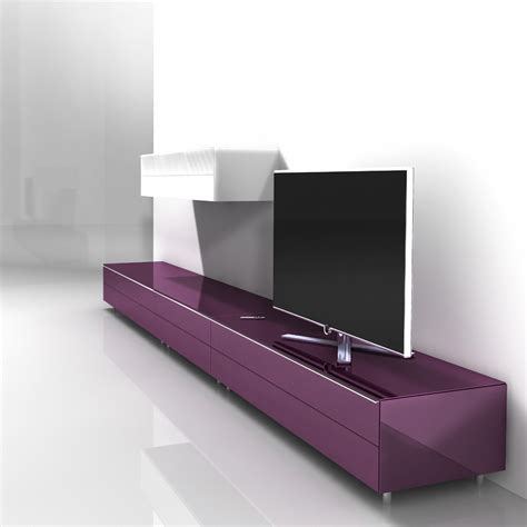 design tv möbel lowboard spectral just racks jrl1651s bg smarttv m 246 bel mit soundbar integration stoff front glasplatte